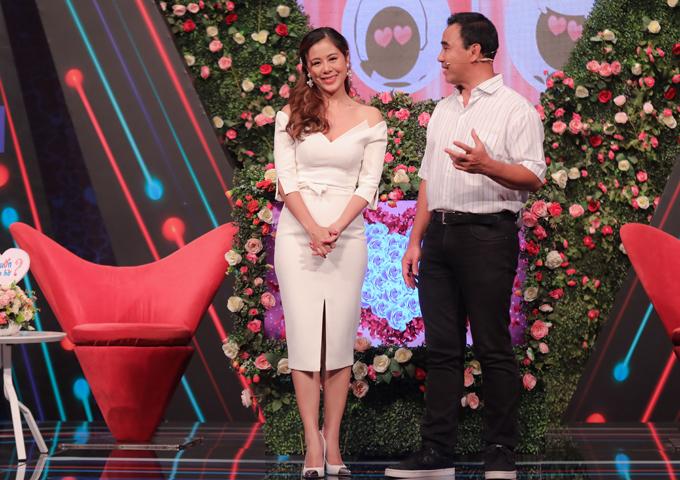 Nam Thư và Quyền Linh đồng hành từ số 488.