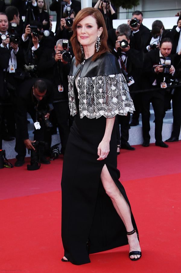Minh tinh Hollywood Julianne Moore.