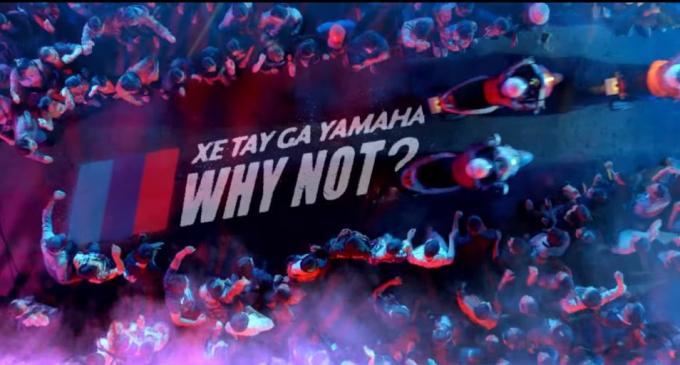 Chiến dịch Xe tay ga Yamaha – Why Not?