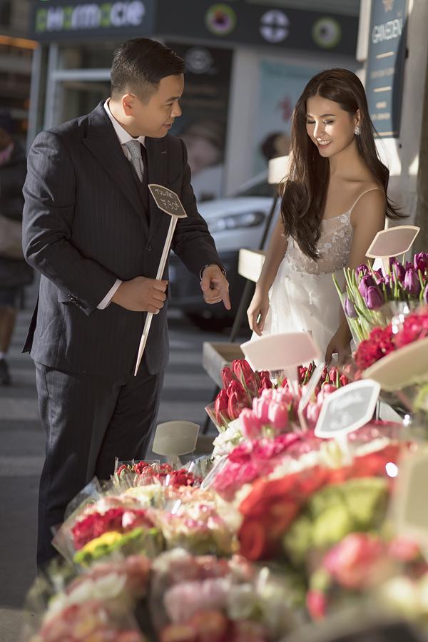 Cặp đôi sẽ tổ chức hôn lễ vào ngày 31/5, tại một khách sạn 5 sao ở trung tâm TP HCM.
