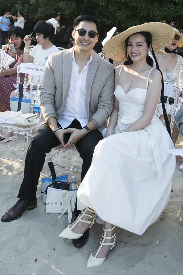Vợ chồng Trúc Diễm và dàn sao đến hoang đảo dự Fashion Voyage mùa  2