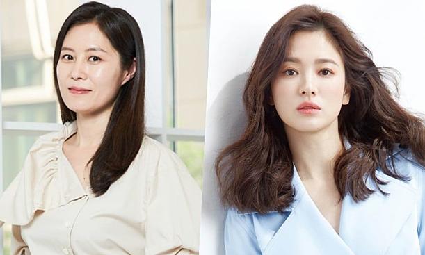 Song Hye Kyo chinh phục con gái đồng nghiệp bằng món quà dễ thương