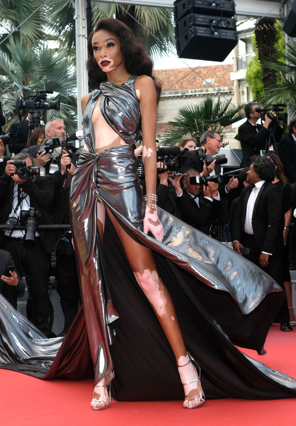 Xiêm y hở bạo càn quét thảm đỏ Cannes - 7