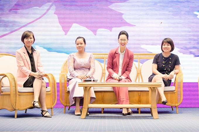 Chương trình tôn vinh những phụ nữ trẻ có ảnh hưởng tích cực đến cộng đồng và truyền cảm hứng cho các sinh viên nữ vươn tới thành công.