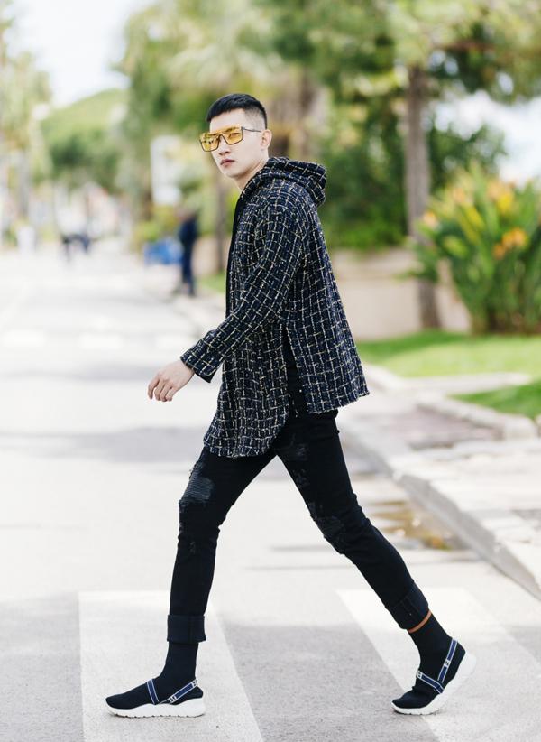 Sau thời gian im ắng, Võ Cảnh chuẩn bị tái ngộ khán giả với vai chính trong phim truyền hình của đạo diễn Lưu Trọng Ninh.
