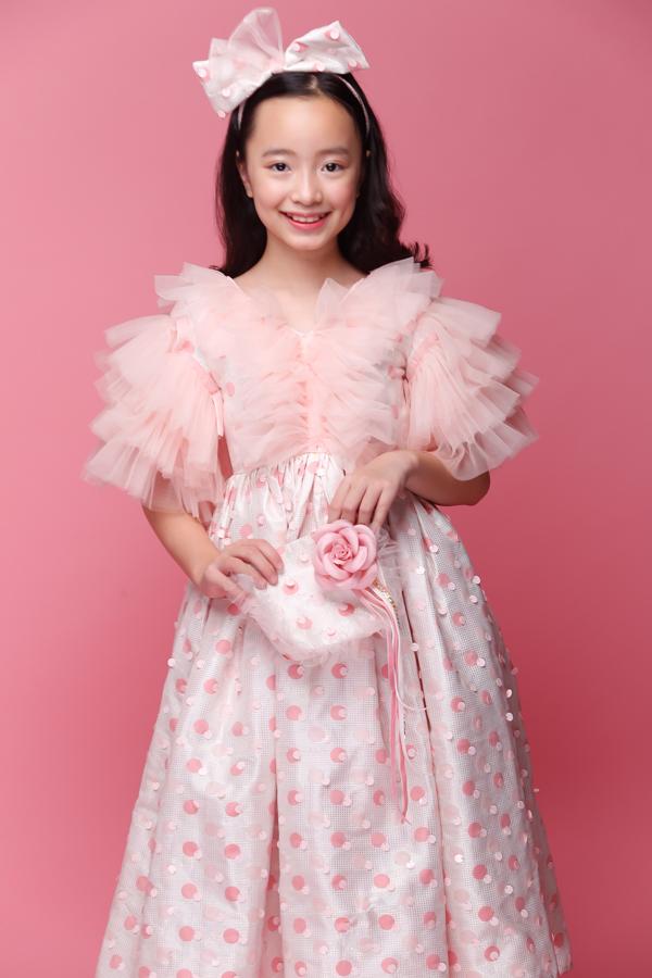 Huỳnh Phương Anh vừa được mời sang Thượng Hải biểu diễn tại Shanghai Fashion Week