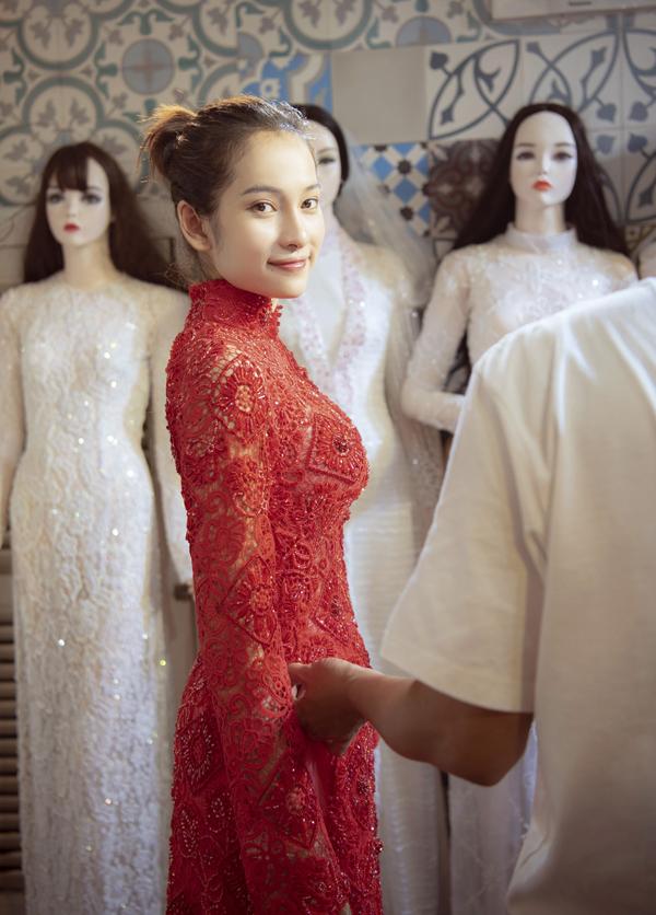 Sara Lưu thấy mình may mắn vì tìm được một nửa cùng hoạt động ở lĩnh vực nghệ thuật, có nhiều điểm chung với cô.