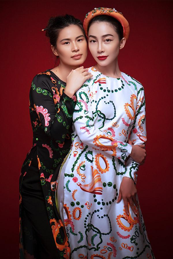 [Caption Photo: Milor Trần,  Make Up: Quân Nguyễn  Hair: Pu Lê  Creative Director: Nguyễn Hoàng Anh.