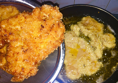 Cơm gà chiên xù sốt teriyaki ngày cuối tuần - 2