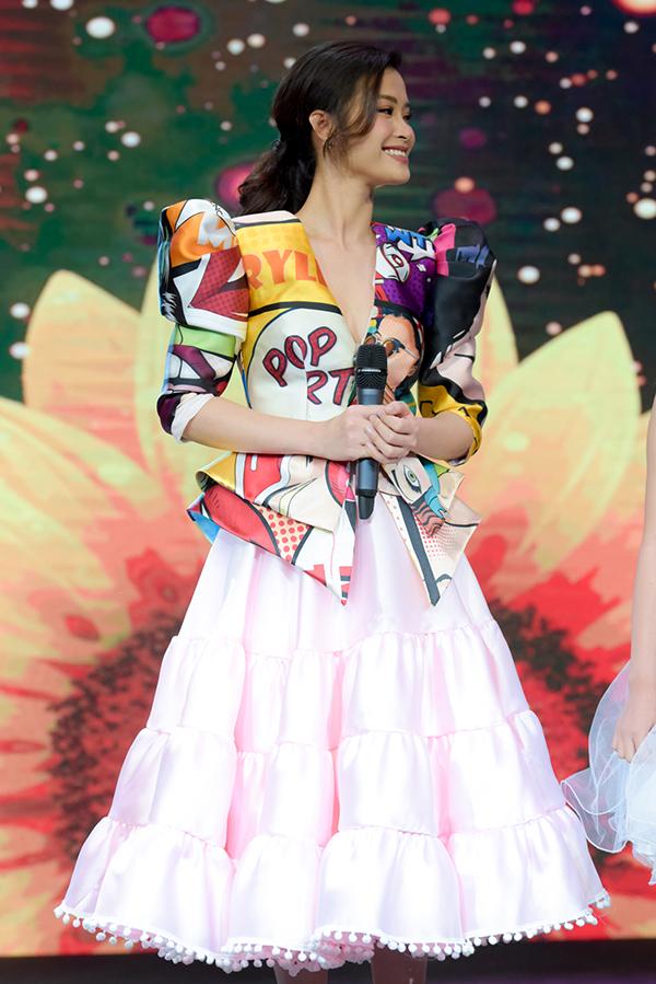 Trương Ngọc Ánh ủng hộ trẻ em ung thư diễn thời trang - 3