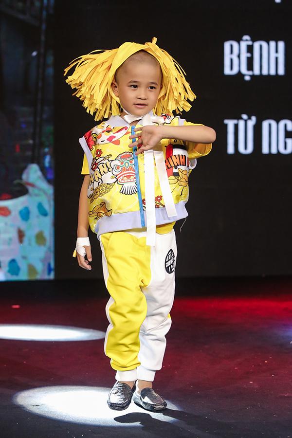 Trương Ngọc Ánh ủng hộ trẻ em ung thư diễn thời trang - 9