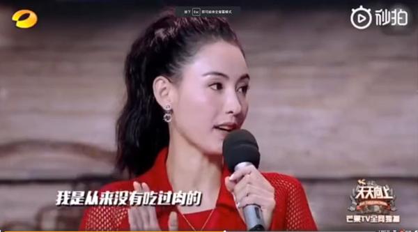 Bá Chi bị chỉ trích nói dối sau khi tham gia show truyền hình và tiết lộ về sở thích nấu ăn cho các con, trong khi cô ít vào bếp... Ảnh: News