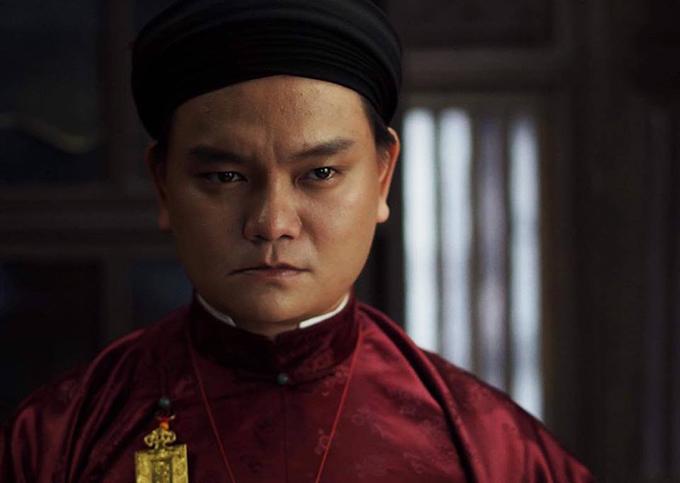 Nhạc sĩ Trịnh Tú Trung đóng vai phản diện.