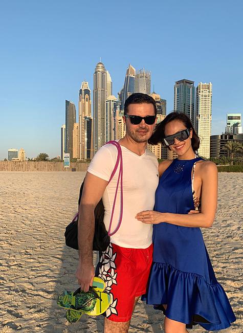 Phương Mai và bạn trai người Ba Lan sẽ tổ chức đám cưới vào ngày 15/6 tại Hà Nội.