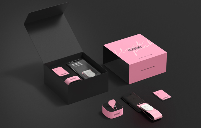 Bộ quà tặng cá tính hóa Galaxy A80.