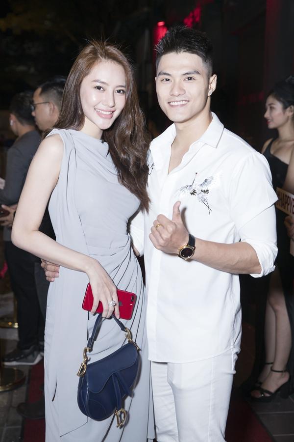 Cặp đôi Lâm Vinh Hải - Linh Chi.
