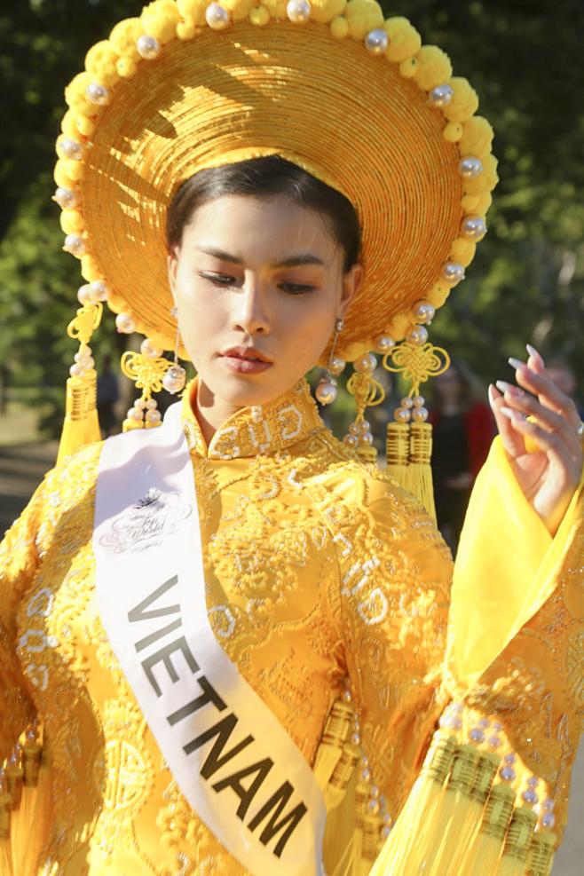 Quỳnh Như đăng quang Á hậuMiss & Mrs Top of the World 2019 - 3
