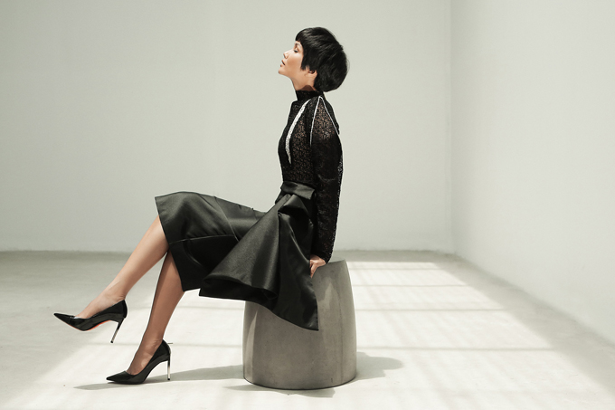 HHen Niê diện trang phục Phương My - 1
