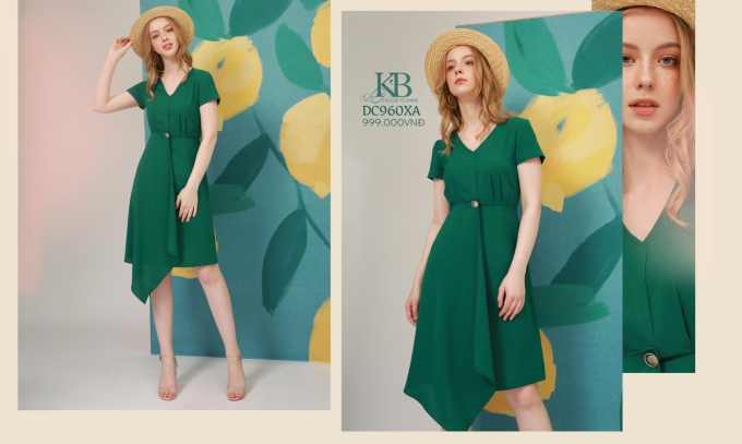 Với những thiết kế đơn giản, thanh lịch, sử dụng chất liệu cao cấp với kiểu dáng, họa tiết và màu sắc thời thượng, cập nhật các xu hướng thời trang mới nhất trên thế giới, những sản phẩm thuộc dòng KB Easy Pick hứa hẹn sẽ mang đến sự thoải mái, nét đẹp trẻ trung, nữ tính cho các quý cô hiện đại. Đặc biệt, khách hàng có thể dễ dàng sở hữu những sản phẩm thuộc dòng hàng này với mức giá vô cùng hấp dẫn chỉ từ 699.000 đồng đến 1.199.000 đồng. Easy Pick là lựa chọn dễ dàng nhất trong các dòng sản phẩm của KBFashion dành cho khách hàng tìm kiếm những sản phẩm thời trang hiện đại, linh hoạt, thích hợp để mặc đi làm, đi dạo phố, hẹn hò thậm chí là dự tiệc.