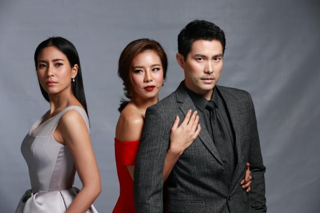 Huấn luyện viên The Face Thái Lan đóng vai tiểu tam cướp chồng - 2