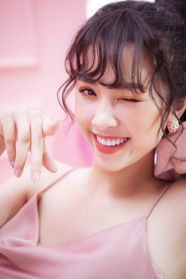Thúy An sinh năm 1997, cao 1,68m, sinh viên Đại học Công nghệ TP HCM và đăng quang Á hậu 2 Hoa hậu Việt Nam 2018. Cô được đề cử dự thi Miss International 2018 nhưng từ chối vì lý do sức khoẻ.