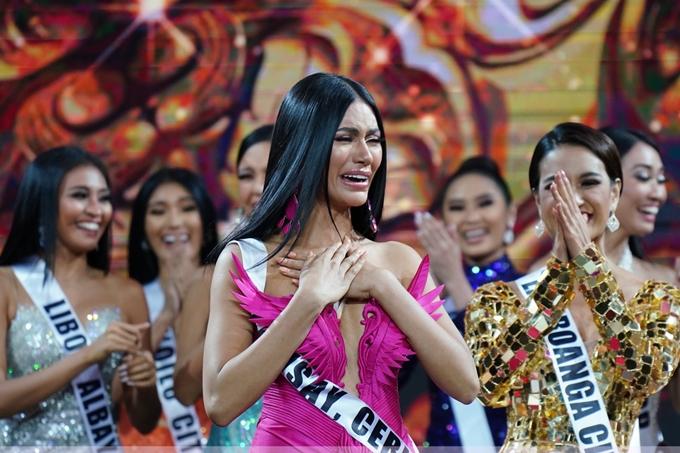 Nhan sắc Hoa hậu Hoàn vũ Philippines 2019