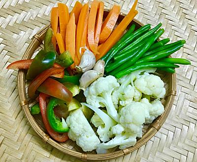 Bông cải xào ớt chuông bổ dưỡng - 1