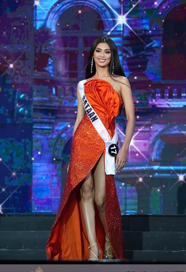 Bea Patricia Magtanong gây ấn tượng với vẻ đẹp ngọt ngào và đoạt giải Hoa hậu Quốc tế Philippines. Cô sẽ sang Nhật Bản dự thi Miss International vào tháng 11 tới.