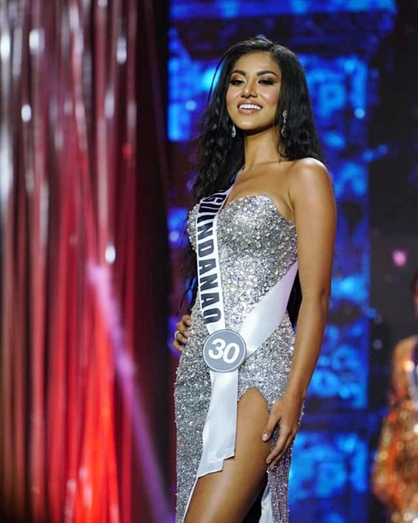 Resham Ramirez Saeed là Hoa hậu Siêu quốc gia Philippines.
