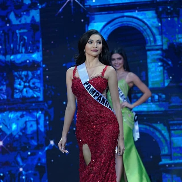 Emma Mary Tiglao giành danh hiệuHoa hậu Liên lục địa Philippines 2019