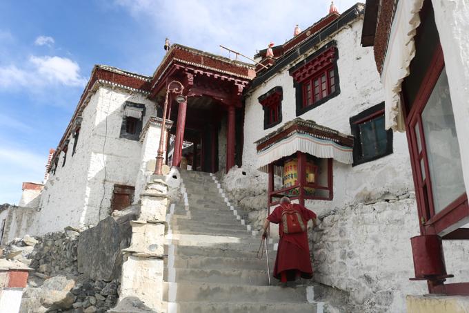 Ba khu thiền viện linh thiêng của đất Phật Ladakh