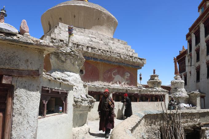 Ba khu thiền viện linh thiêng của đất Phật Ladakh - 2