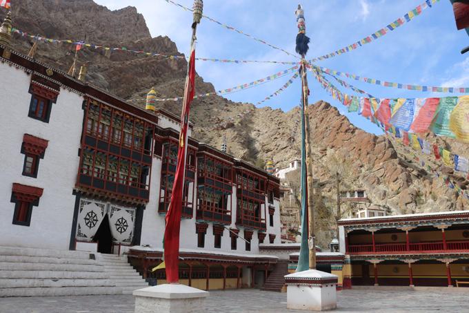 Ba khu thiền viện linh thiêng của đất Phật Ladakh - 3