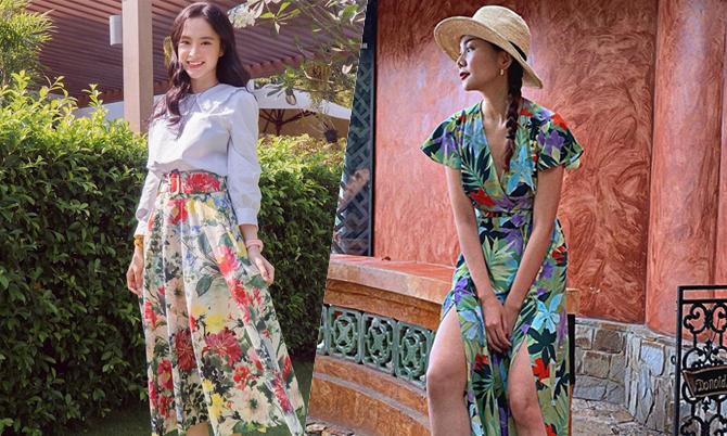 3 phong cách mùa hè được sao Việt ưa chuộng