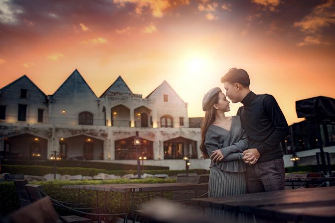 Đám cưới của uyên ương diễn ra vào tháng 9/2018 và cả hai vừa mới đón chào em bé đầu lòng.