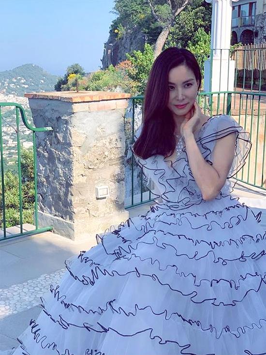 Bà xã Jang Dong Gun - 3