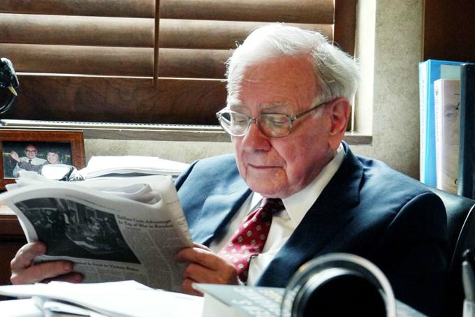 Tỷ phú Warren Buffett dành