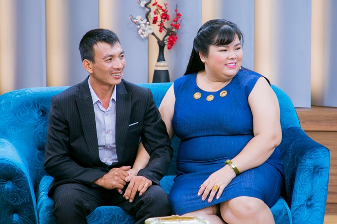 Vợ chồng Hiếu Nghĩa - Tuyền Mập.
