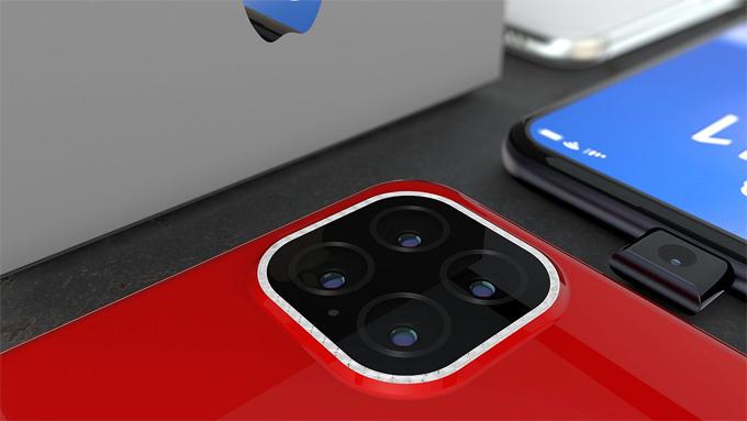iPhone 11 Pro có camera thò thụt - 7