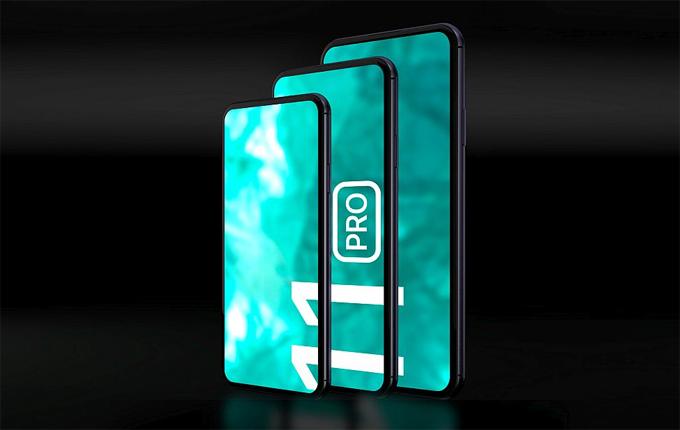 Nhà thiết kế Hasan Kaymak mới đây vừa quay trở lại khi lên ý tưởng một chiếc iPhone 11 Pro có ngoại hình