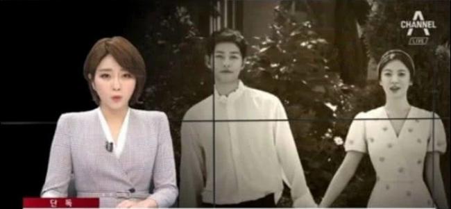 Câu chuyện vợ chồng Song - Song bỏ nhau thu hút sự quan tâm của truyền thông.