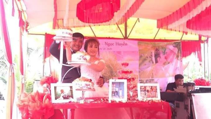 Lễ vu quy của cô dâu Ngọc Huyền - chú rể Thiết Lĩnh đến từ ấp Xuân Đông xã Thới Quản huyện Gò Quao, tỉnh Kiên Giang diễn ra vào tháng 11/2018.