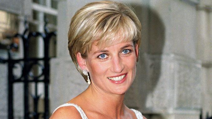 Cố Công nương Diana khi còn sống. Ảnh: Sky News.