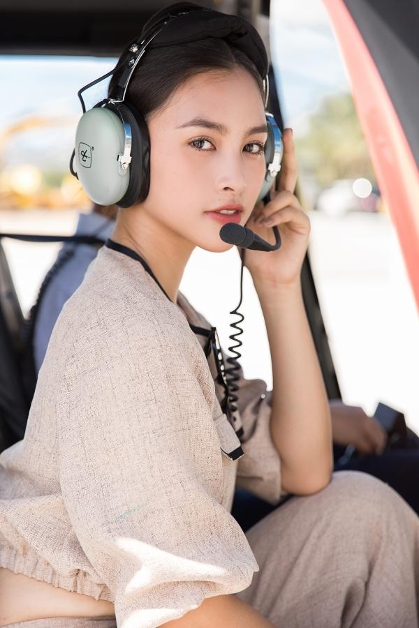 Đỗ Mỹ Linh đi chơi trực thăng sau ồn ào tình ái với thiếu gia - 5