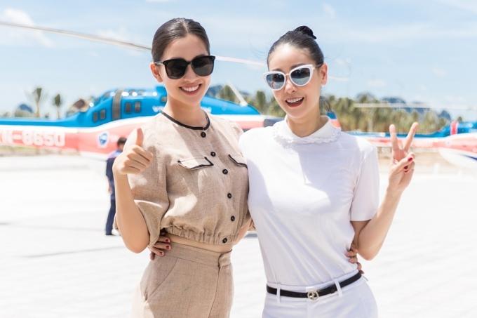 Đỗ Mỹ Linh đi chơi trực thăng sau ồn ào tình ái với thiếu gia - 7