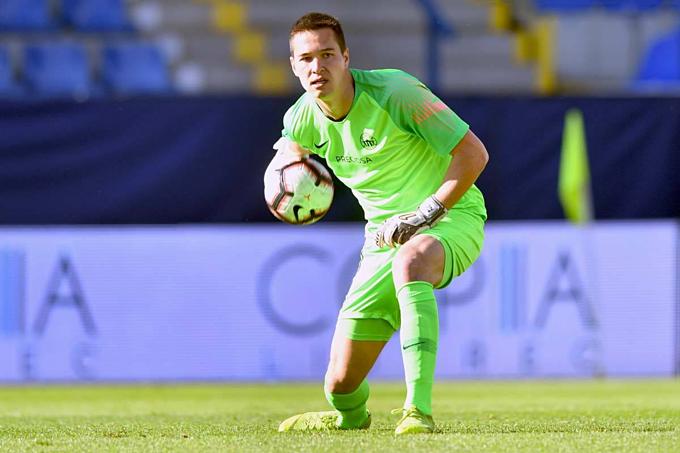Filip Nguyễn thi đấu tại CH Czech.