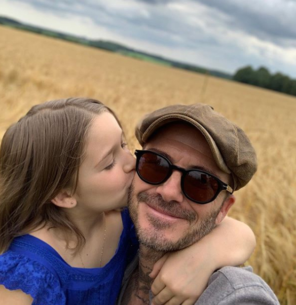 What more can daddy say other than I love you so much little girl and please stop growing up... Happy Birthday to my pretty lady ... Your smile melts all our hearts