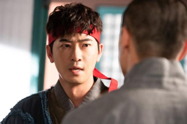 Kang Ji Hwan trong dự án phim mới.