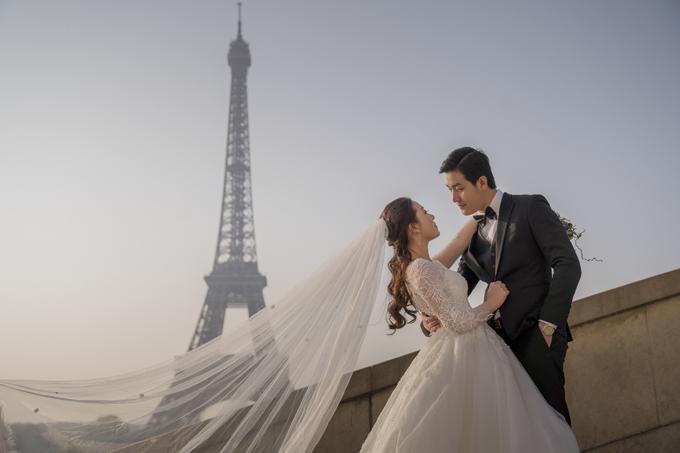 Cả haiđang chuẩn bị cho đám cưới diễn ra vào ngày 7/8 tại một thánh đường.