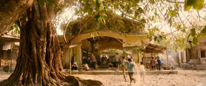 Địa điểm quay cảnh làng quê mộc mạc trong phim 'Mắt biếc'